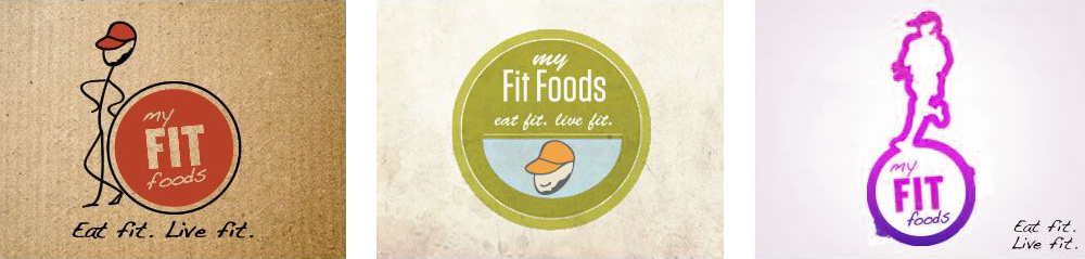 my fit foods logos